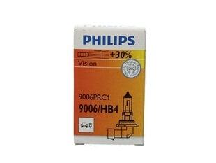 Spuldze 12V HB4 55W +30% VISION PHILIPS 9006PRC1 cena un informācija | Autospuldzes | 220.lv