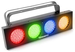 BeamZ DJ Bank 140 Gaismu efekts RGBA LEDs cena un informācija | BeamZ DJ Bank 140 Gaismu efekts RGBA LEDs | 220.lv