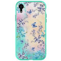 Nillkin Blossom vāciņš iPhone XR zaļš cena un informācija | Nillkin Blossom vāciņš iPhone XR zaļš | 220.lv