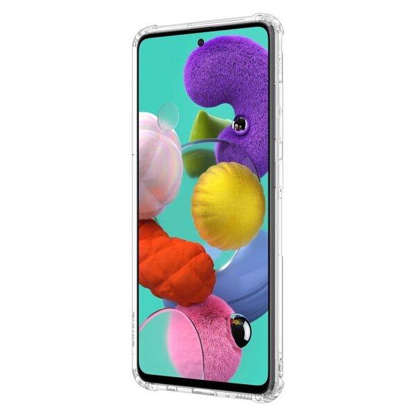 Nillkin Nature īpaši plāns vāciņš Samsung Galaxy A51 caurspīdīgs
