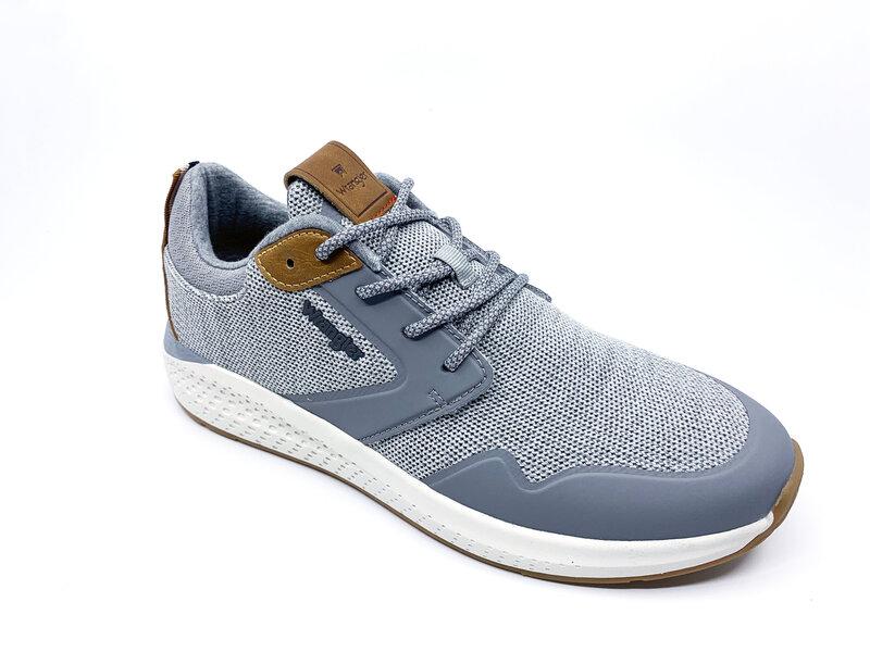 Wrangler apavi vīriešiem SEQUOIA Sneakers Knit Grey cena