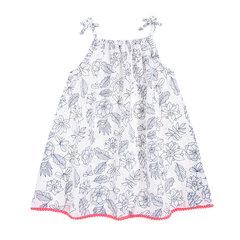 Cool Club kleita bez piedurknēm meitenēm, CCG2009753 cena un informācija | Kleitas, svārki jaundzimušajiem | 220.lv