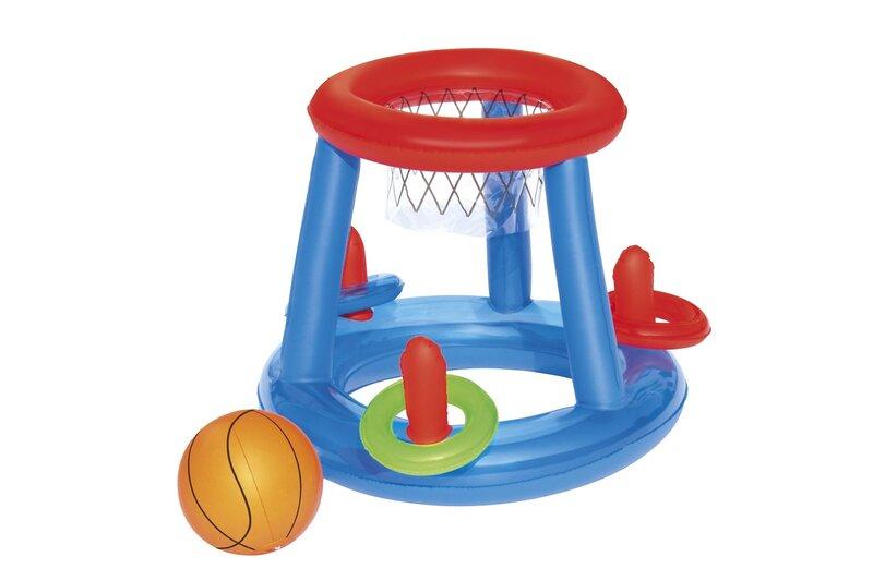 Piepūšamā ūdens spēle Bestway Pool Play, zila cena un informācija | Piepūšamās rotaļlietas un pludmales preces | 220.lv