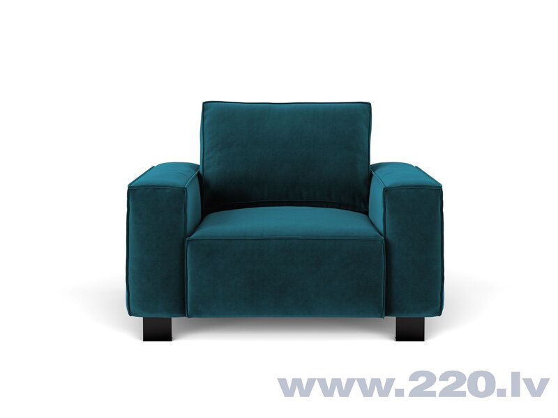 Krēsls Kooko Home Dolce, zils cena