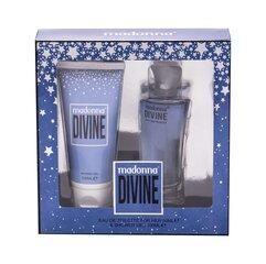 Komplekts Madonna Nudes 1979 Divine sievietēm: EDT 50 ml + dušas želeja 100 ml cena un informācija | Sieviešu smaržas | 220.lv