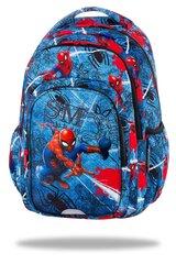 Mugursoma CoolPack Spark L Spider Man Denim B46304 cena un informācija | Skolas somas | 220.lv