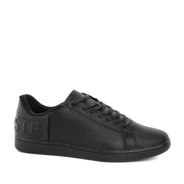 Melni vīriešu brīvā laika apavi LACOSTE cena