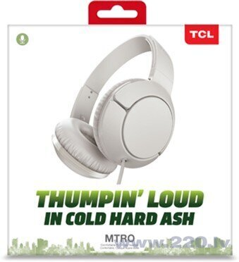 Vadu austiņas TCL MTRO200WT