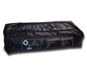 Automašīnas drošības komplekts DIN-M2/2K 2kg Sejas maska, ugunsdzēšamais aparāts cena un informācija | Aptieciņas, drošības preces | 220.lv