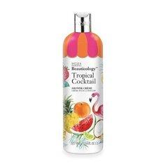 BAYLIS and HARDING Beauticology dušas krēms ar tropisko augļu ekstraktu 500 ml cena un informācija | Smaržas, kosmētika | 220.lv