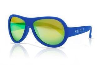 Saulesbrilles bērniem Shadez Classic Blue Junior, 3-7 g. cena un informācija | Bērnu aksesuāri | 220.lv