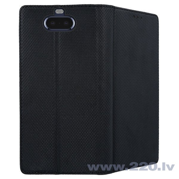Mocco Smart Magnet Book Case, piemērots Samsung A515 Galaxy A51, melns cena