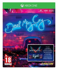 Xbox One Devil May Cry 5 Deluxe Edition Steelbook cena un informācija | Xbox One Devil May Cry 5 Deluxe Edition Steelbook | 220.lv