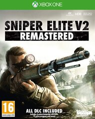 Sniper Elite V2 Remastered Xbox One cena un informācija | Sniper Elite V2 Remastered Xbox One | 220.lv