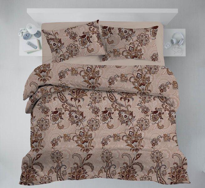 Satīna gultas veļas komplekts 3 daļas