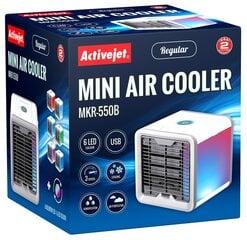 Мини охладитель воздуха Activejet MKR-550B цена и информация | Кондиционеры, рекуператоры | 220.lv