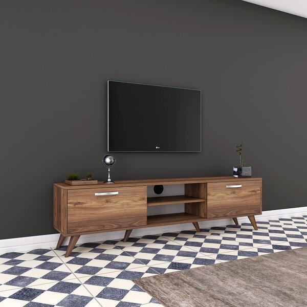 TV galdiņš Kalune Design A9, brūns