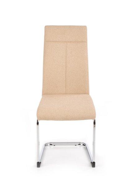 4-u krēslu komplekts Halmar K370, krēmkrāsas lētāk