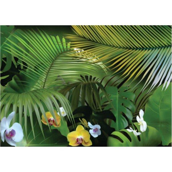 Foto tapetes - Orhidejas mežā cena