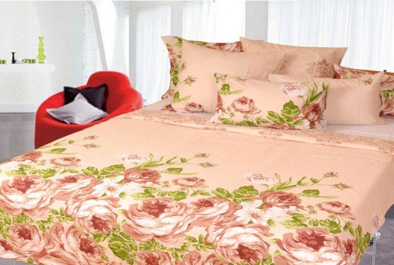 Комплект постельного белья, 3 или 4 части, сатин