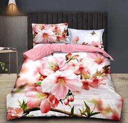 3D gultas veļas komplekts 160x200, 3 daļas цена и информация | Хозяйственные товары | 220.lv