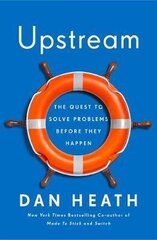 Upstream: How to solve problems before they happen cena un informācija | Upstream: How to solve problems before they happen | 220.lv