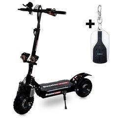 Elektriskais skrejritenis Beaster Scooter BS49, melns cena un informācija | Elektriskie skrejriteņi | 220.lv
