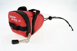Velosipēda sēdekļa soma Good Bike Underbag cena un informācija | Velo somas, telefona turētāji | 220.lv