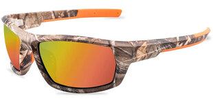 Sporta saulesbrilles Camouflage Polarized cena un informācija | Sporta saulesbrilles Camouflage Polarized | 220.lv