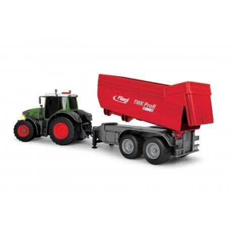 Игрушечный трактор с прицепом Simba Dickie Farm Fendt 939 Vario отзыв