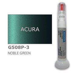 Krāsu korektors skrāpējumu korekcijai ACURA G508P-3 - NOBLE GREEN 12 ml cena un informācija | Krāsu korektors skrāpējumu korekcijai ACURA G508P-3 - NOBLE GREEN 12 ml | 220.lv