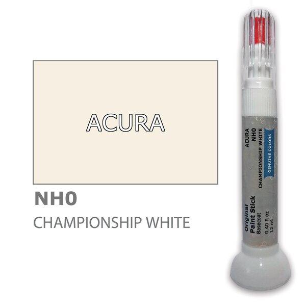 Krāsu korektors skrāpējumu korekcijai ACURA NH0 - CHAMPIONSHIP WHITE 12 ml