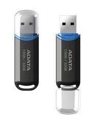 USB карта памяти A-data C906 32GB USB 2.0 Черная