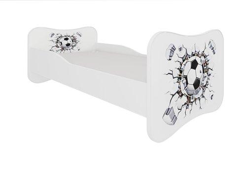 Bērnu gulta ADRK Furniture Gonzalo K12, 160x80 cm cena un informācija | Bērnu gultas | 220.lv