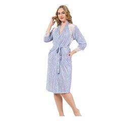 Sieviešu halāts Mariposa no bambusa šķiedru auduma cena un informācija | Sieviešu halāts Mariposa no bambusa šķiedru auduma | 220.lv