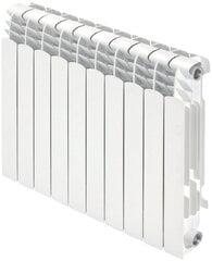 Alumīnija radiators Pol3 350x20 / 98 х 432 х 1600mm cena un informācija | Apkures radiatori | 220.lv