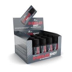 R-weiler Shot Olimp Sport Nutrition 60 ml orange juice box of 20 cena un informācija | Uztura bagātinātāji enerģijai | 220.lv