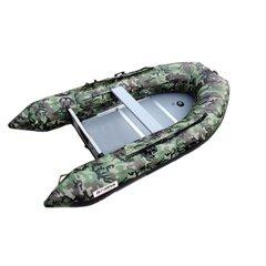 Piepūšamā Laiva AMONA PM SY-320W Camo cena un informācija | Laivas, kajaki un to piederumi | 220.lv