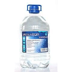 Destilēts ūdens 5L cena un informācija | Auto ķīmija | 220.lv