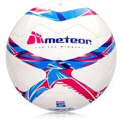Futbola bumba Meteor Shiny MS, 5. izmērs cena un informācija | Futbola bumbas | 220.lv