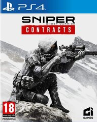 Sniper Ghost Warrior Contracts, Playstation 4 cena un informācija | Sniper Ghost Warrior Contracts, Playstation 4 | 220.lv