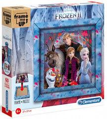 Puzle Clementoni Frozen 2 Frame Me Up 60 d. cena un informācija | Puzle Clementoni Frozen 2 Frame Me Up 60 d. | 220.lv