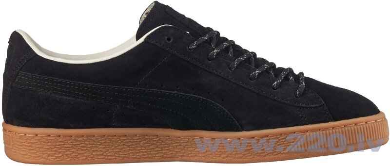 Puma Apavi Basket Classic Winterized T Black internetā