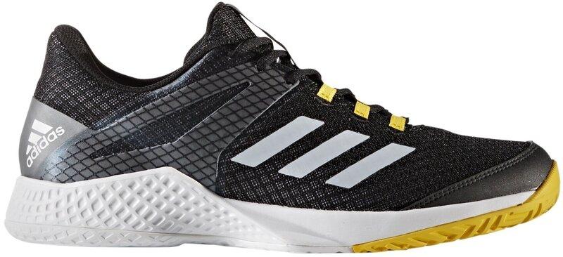 Adidas Apavi Adizero Club Black Yellow