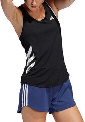 Adidas Blūze Run IT Tank 3S Black cena un informācija | Sporta apģērbs sievietēm | 220.lv