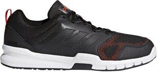 Adidas Apavi Essential Star M Black cena un informācija | Vīriešu sporta apavi | 220.lv