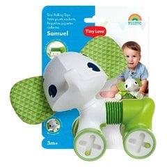 Rotaļlietu zilonis Samuelis Tiny Love cena un informācija | Rotaļlietu zilonis Samuelis Tiny Love | 220.lv