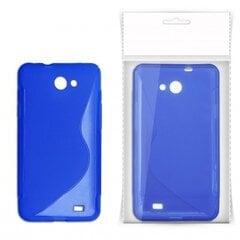 KLT Back Case S-Line LG Swift L5 E610 gumijas/plastikāta telefona apvalks Zils cena un informācija | KLT Back Case S-Line LG Swift L5 E610 gumijas/plastikāta telefona apvalks Zils | 220.lv