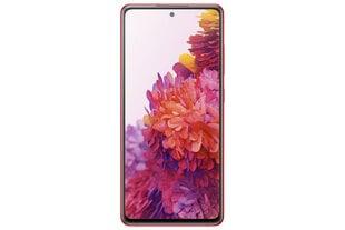 Samsung Galaxy S20 FE, 128 GB, Dual SIM, Cloud Red цена и информация | Мобильные телефоны | 220.lv