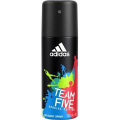 Dezodorants Adidas Team Five 150 ml